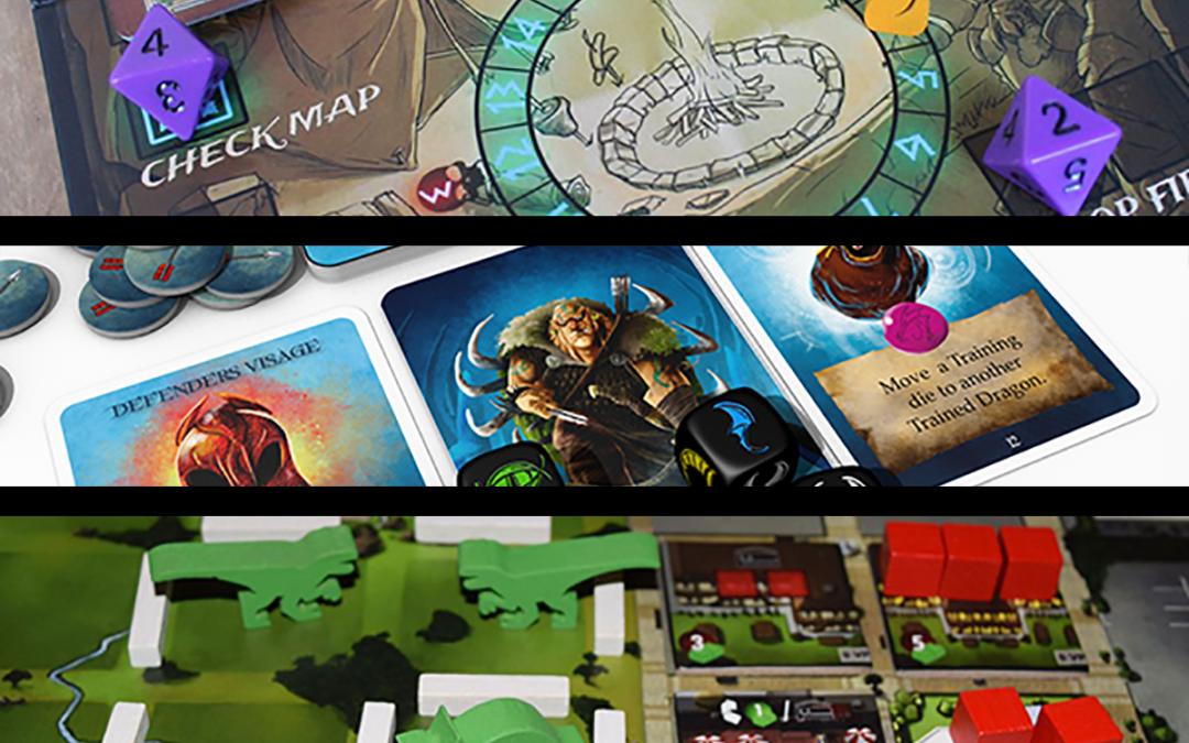 Harley's Top Five Board Games of 2019