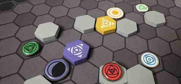 Hermetica board game 2019