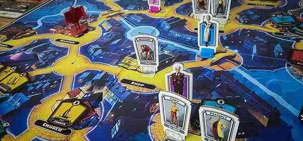 Horrified board game 2019