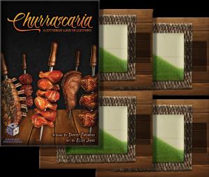 Churrascaria Game Night Bundle