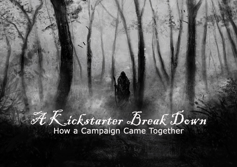 The Forest of Lost Children Kickstarter Breakdown