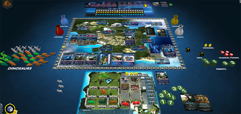 Board Gaming Online