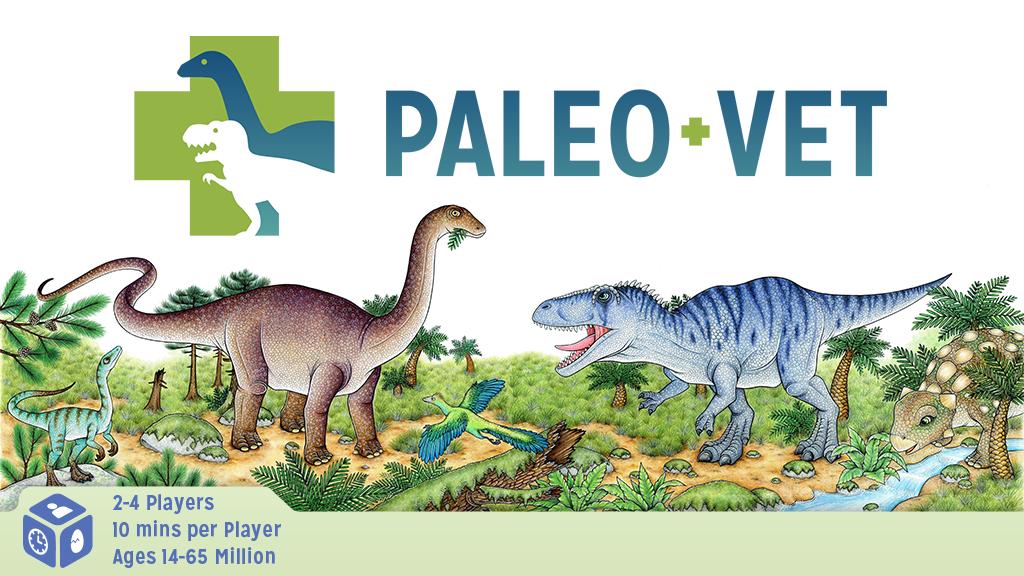 Top 5 Dinosaur Themed Board Games