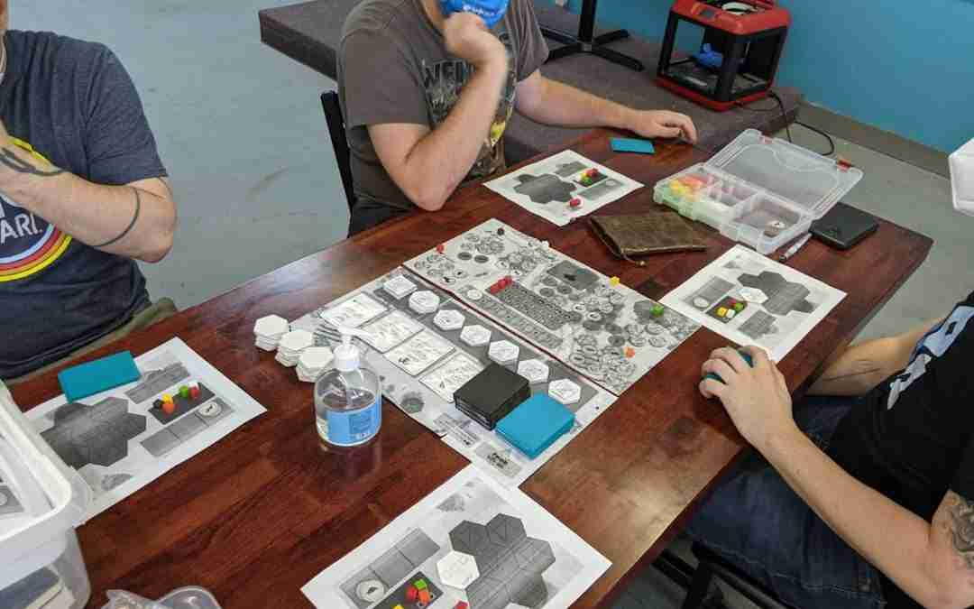 Five Tips To Rock Playtesting Events as a Playtester