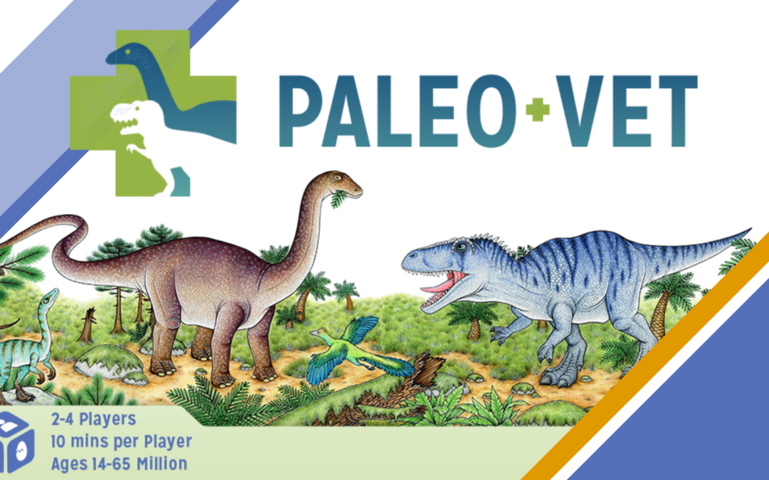 Introducing Our Next Game: PaleoVet